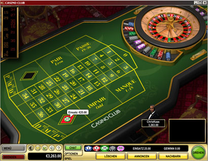 Roulette potter county pa